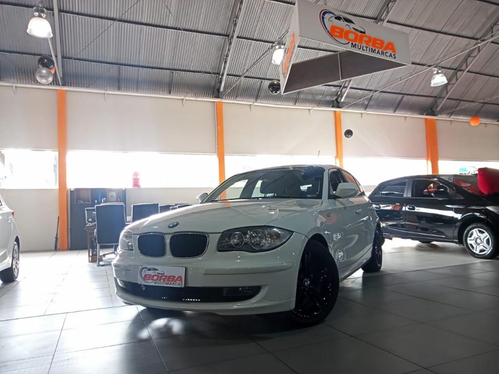 Imagem do veículo BMW 118i 2.0 TOP HATCH 16V GASOLINA 4P AUTOMÁTICO