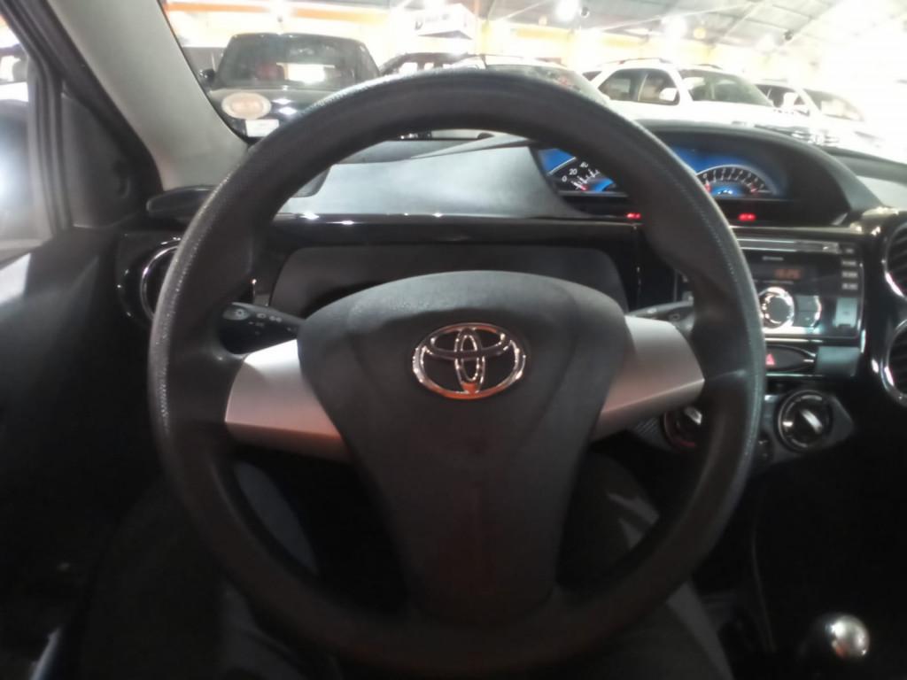 Imagem do veículo TOYOTA ETIOS 1.5 XS 16V FLEX 4P MANUAL