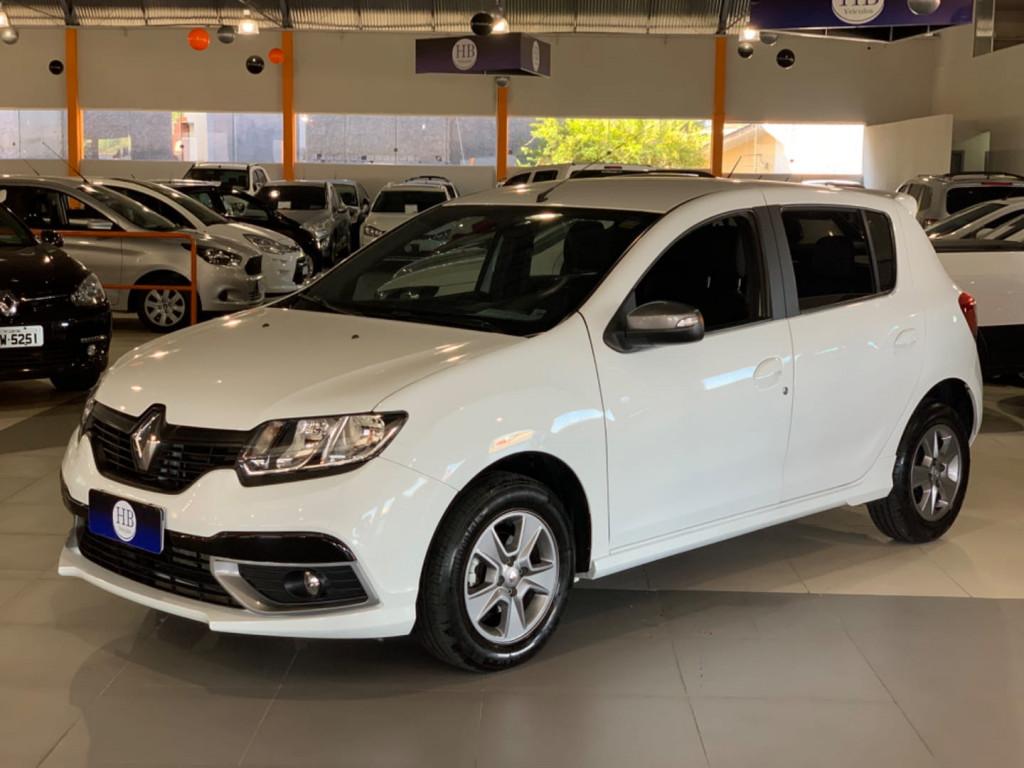 Renault Sandero Gtline