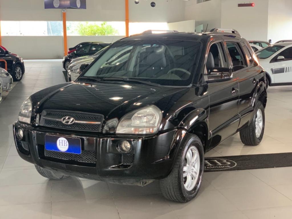 Hyundai Tucson Gls 4x2at 2.0 16v Gas. Imp. 4p