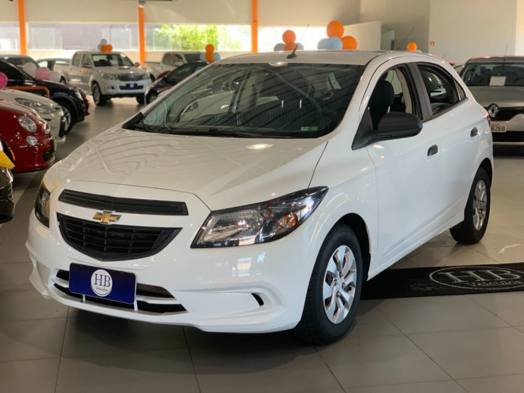 Chevrolet Onix 1.0 Mt Joy