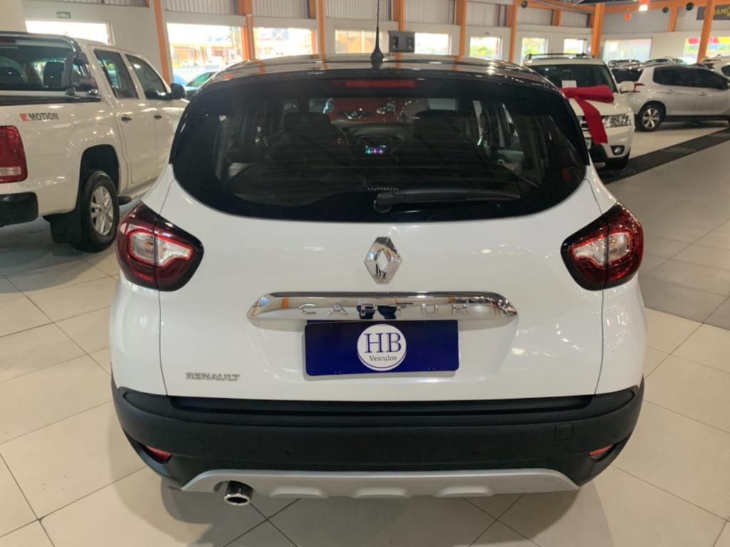 Imagem do veículo Renault Captur Zen 16m