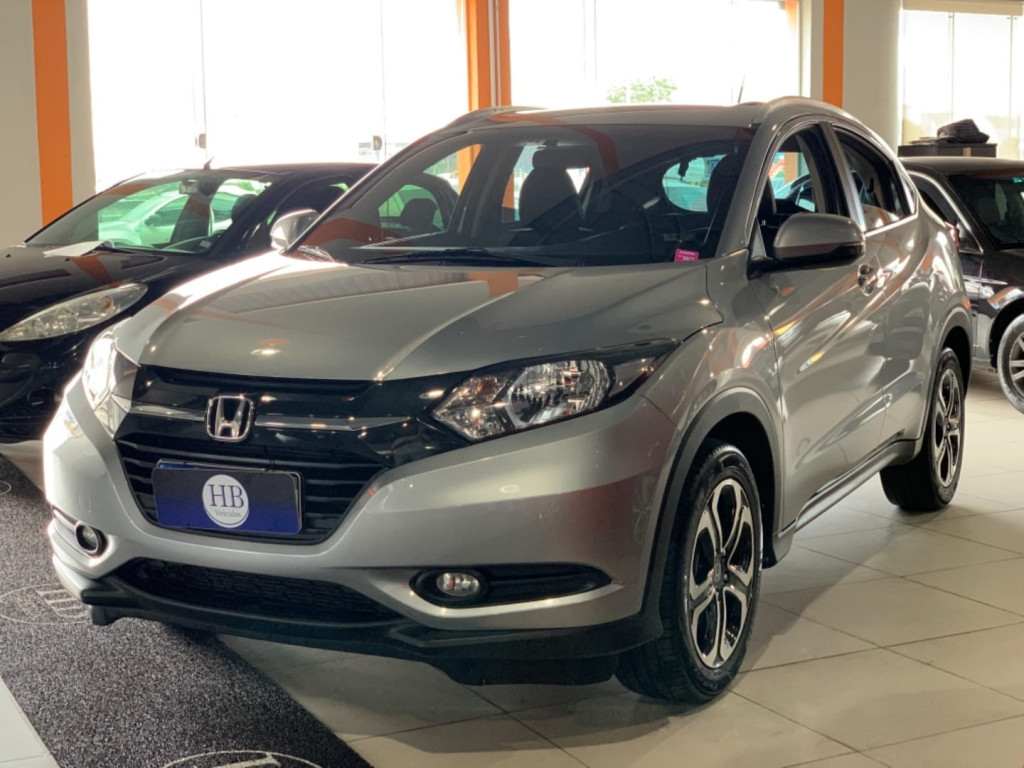 Honda Hrv Exl Cvt 1.8 Ivtec