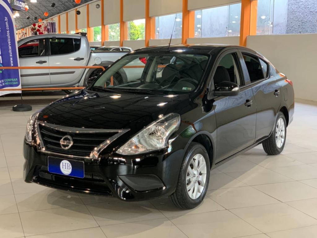 Nissan Versa 16 Sv