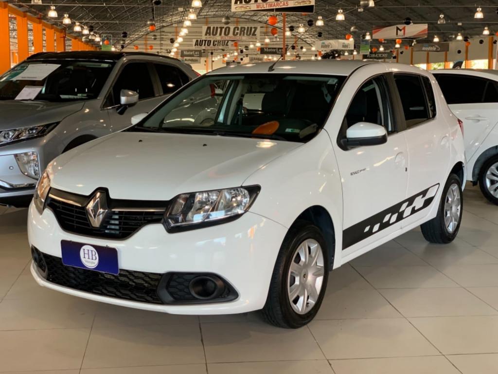Renault Sandero Exp16sce