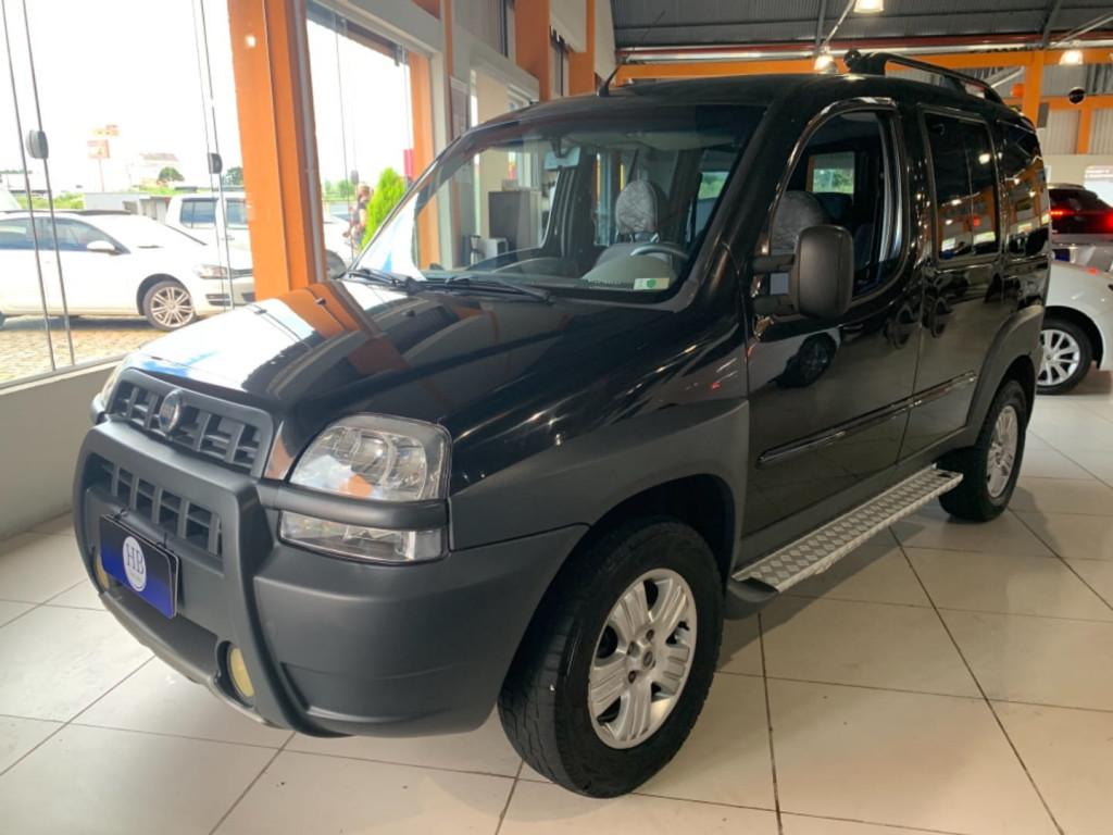 Fiat Doblo Adventuretryon 1.8 8vflex 5p