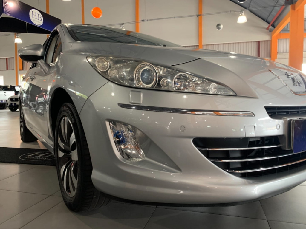 Imagem do veículo Peugeot 408 Griffe 2.0 16v 4p