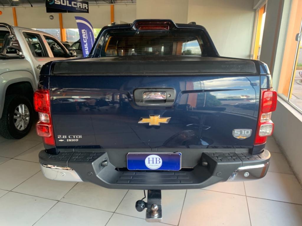 Imagem do veículo Chevrolet S10 2.8 High Country 4x4 Cd 16v Turbo