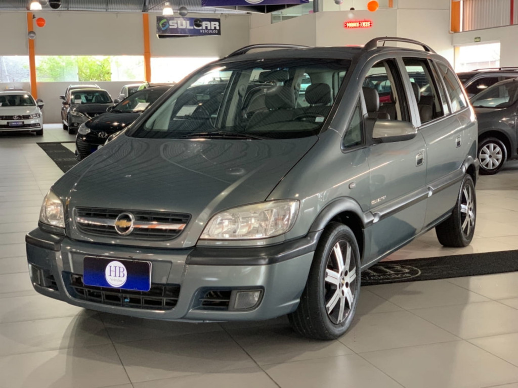 Chevrolet Zafira Collection