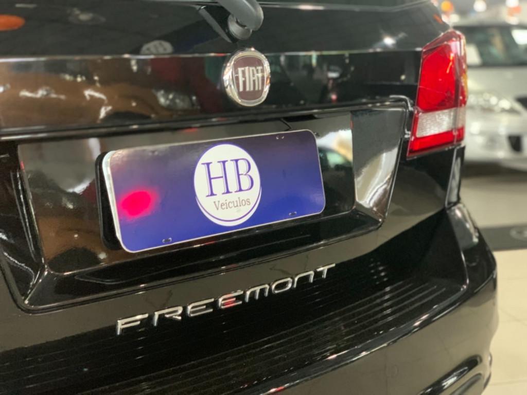 Imagem do veículo Fiat Freemont Precision