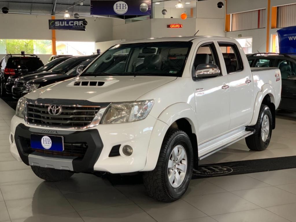 Imagem do veículo Toyota Hilux Cd4x4 Srv