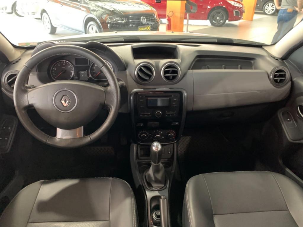 Imagem do veículo Renault Duster D