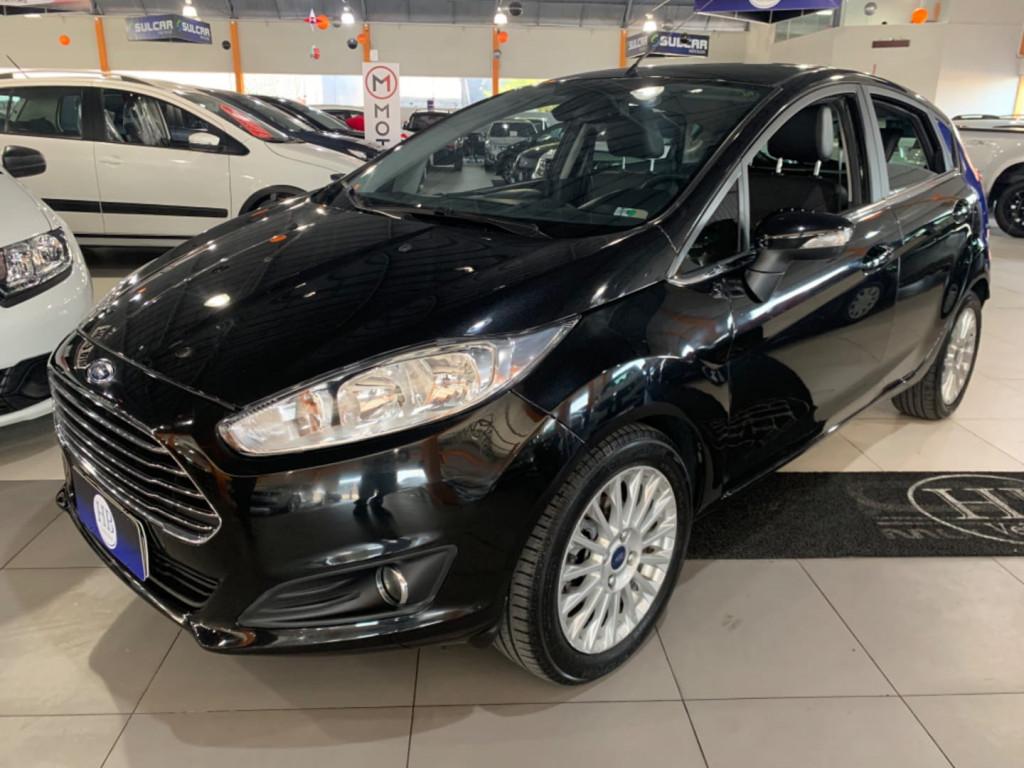 Ford Fiesta Ha 1.6l Tiab