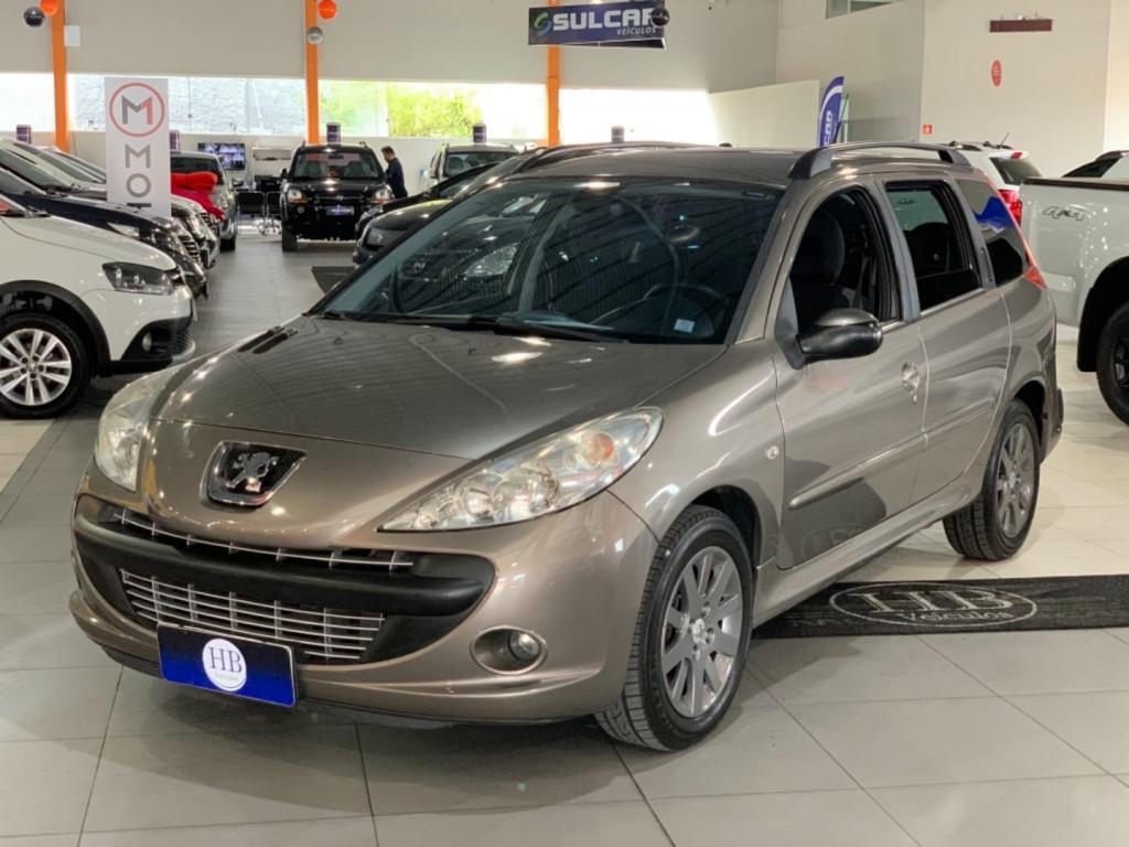 Peugeot 207sw Xs A