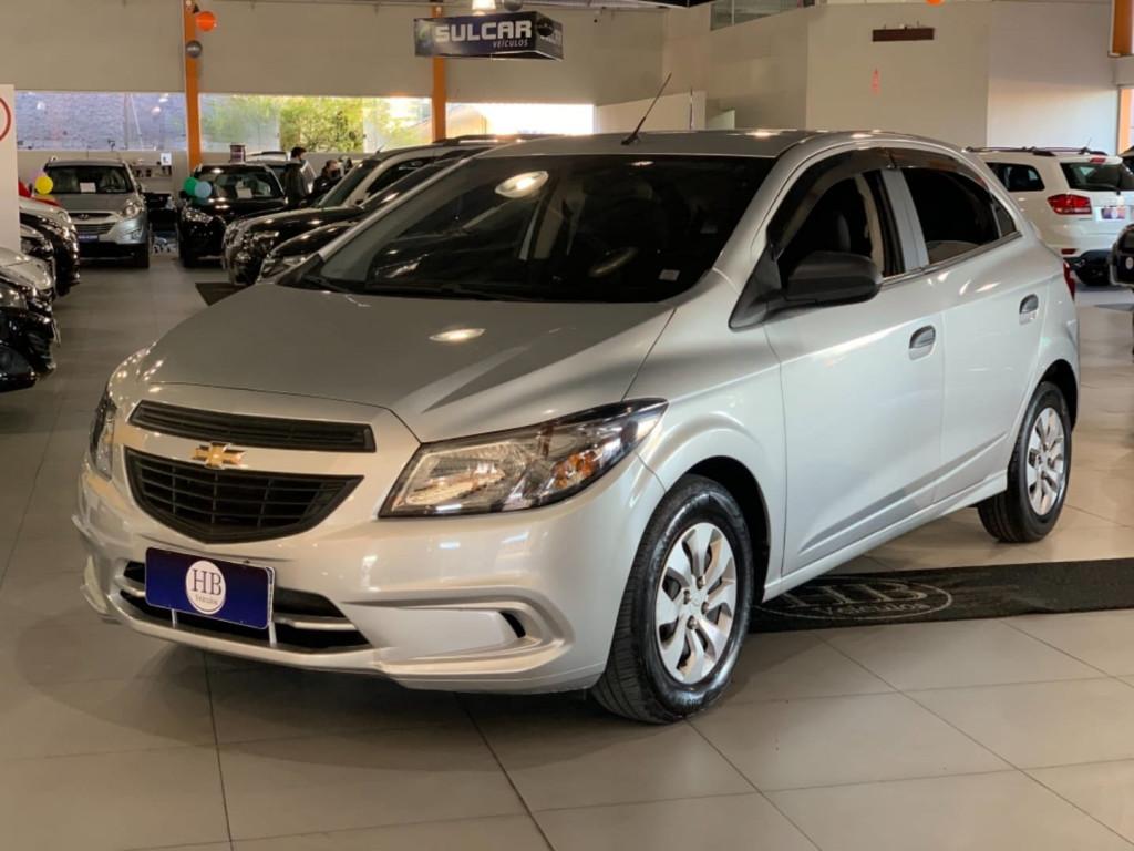 Chevrolet Onix Joye 1.0 Mecanico 4p