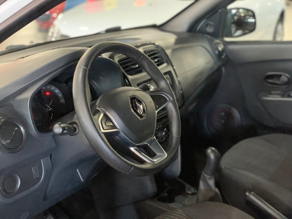 Imagem do veículo Renault Logan Life 2020