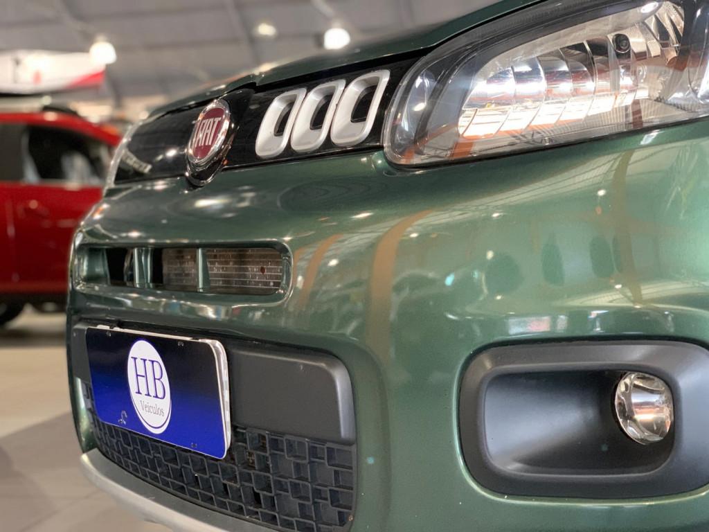 Imagem do veículo Fiat Uno Way 1.4