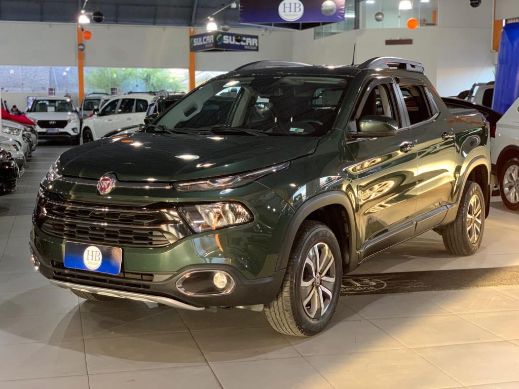 Fiat Toro Freedom 1.8 16v E.torq Opening Edition