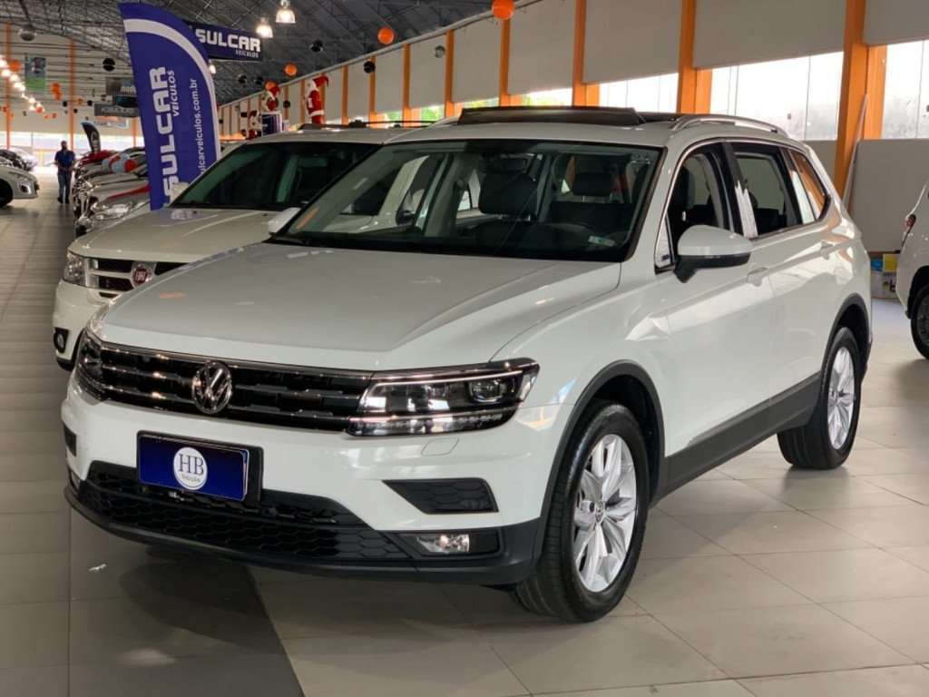 Volkswagen Tiguan Allspace Cl 2020