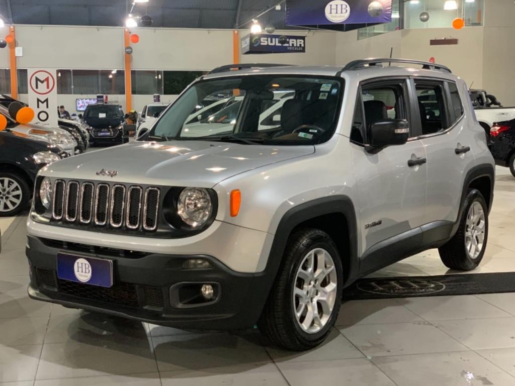 Jeep Renegade Sport Mt 2018
