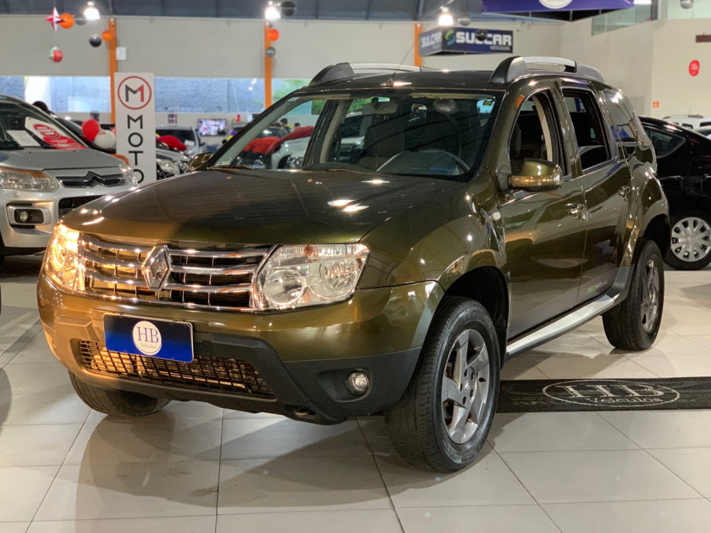 Renault Duster 16 E 4x2 2014