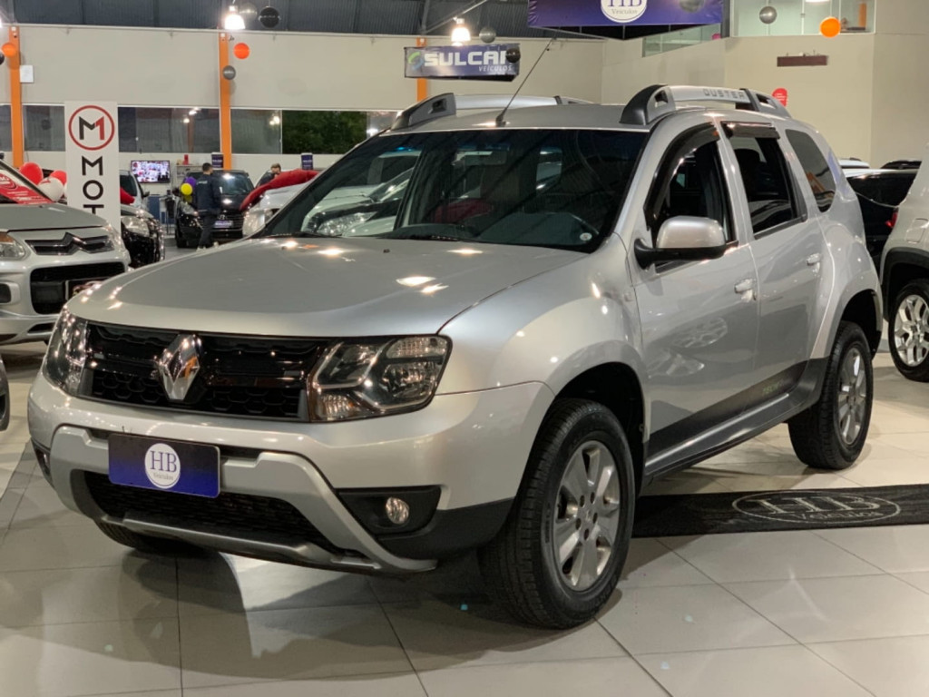 Renault Duster 20 D 4x2a 2019