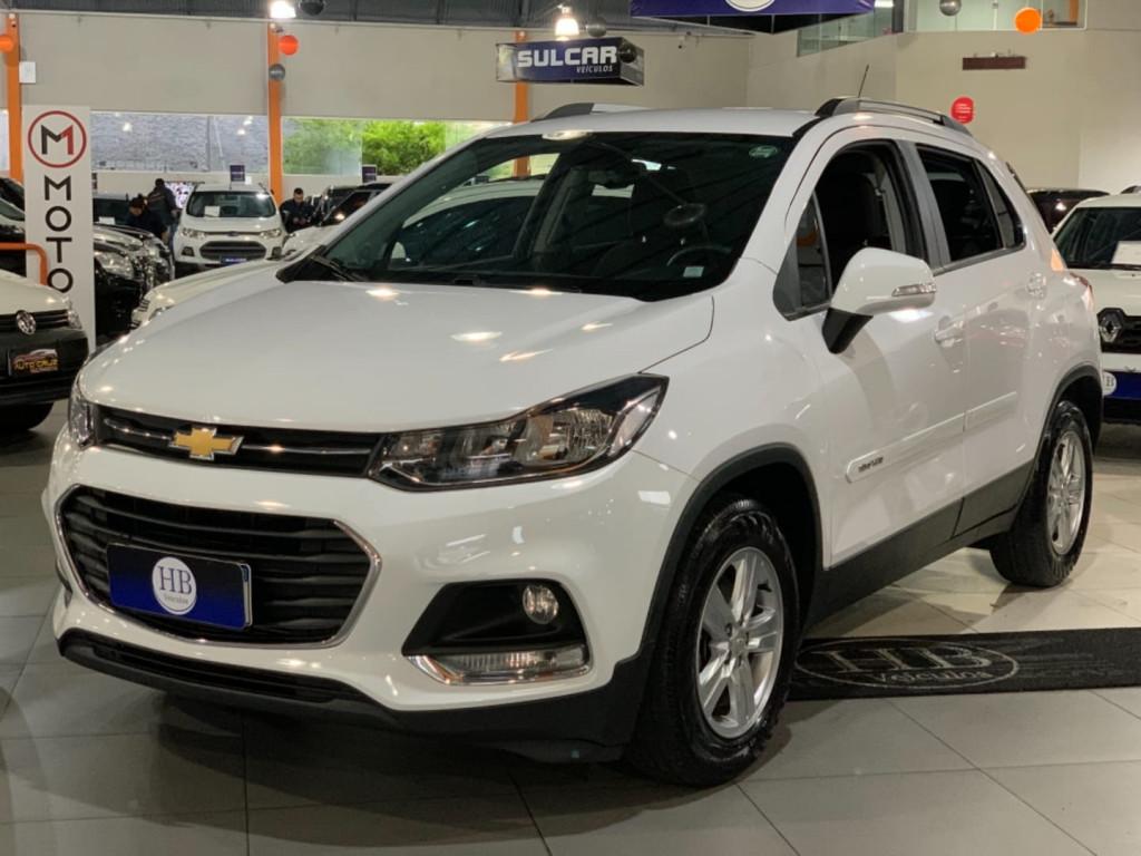Chevrolet Chev Tracker Lt 2018