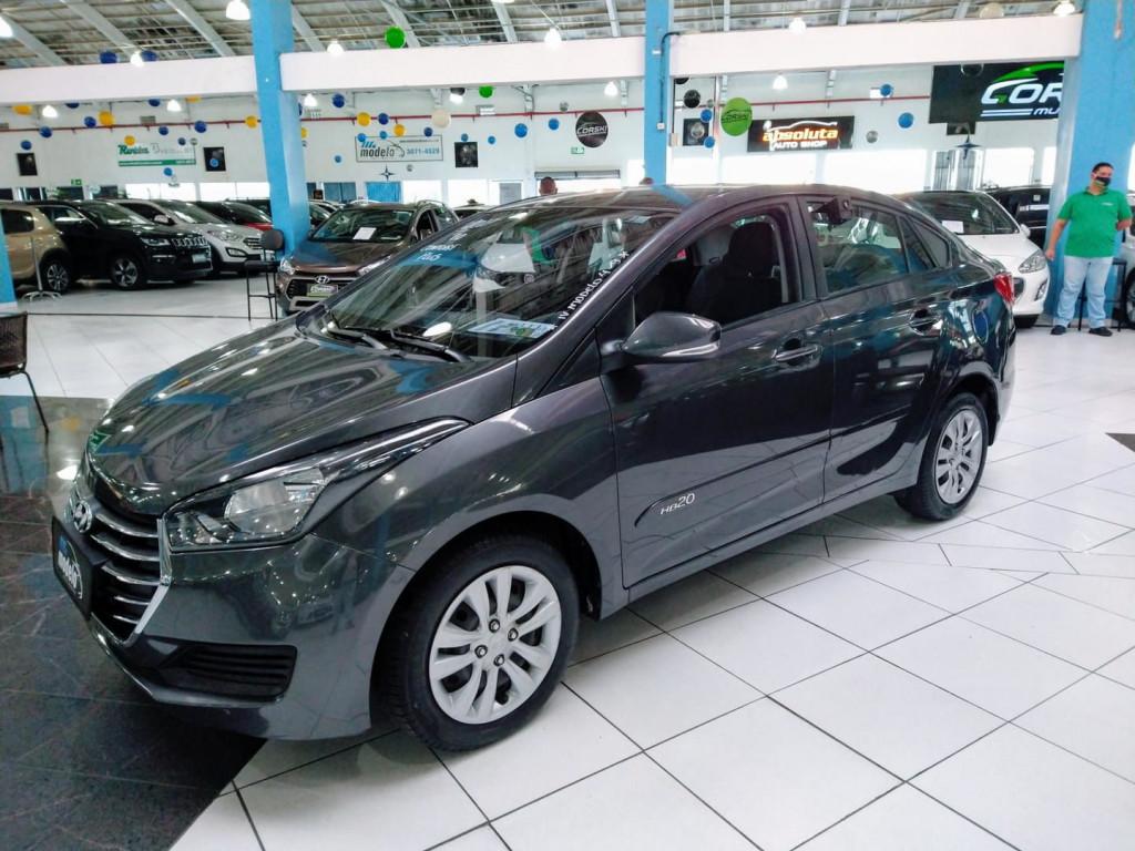 Hyundai Hyundahb20s 1.0m Comf