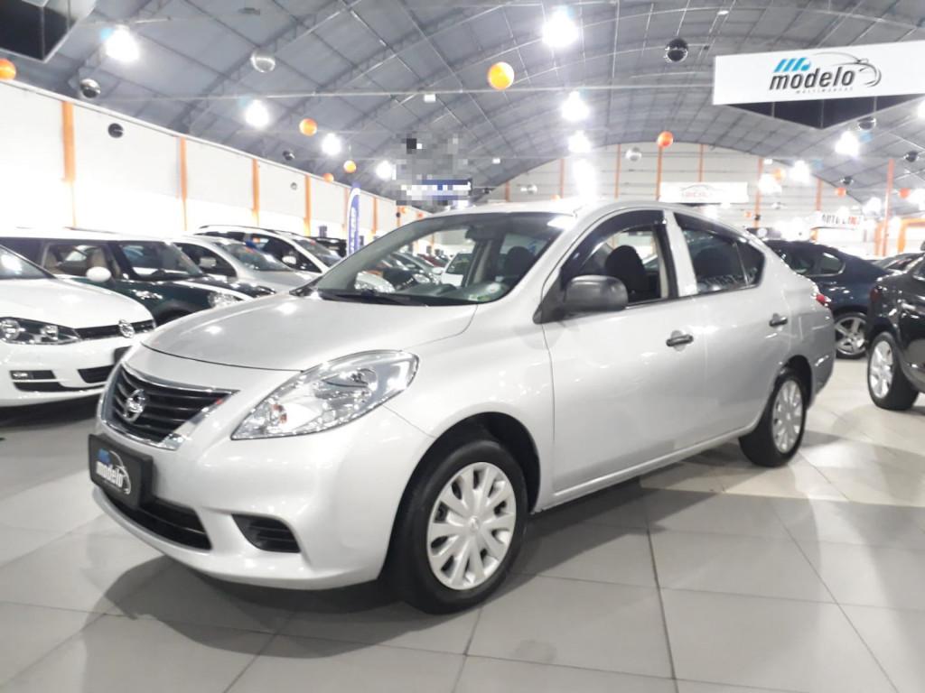 Nissan Versa 16s Flex