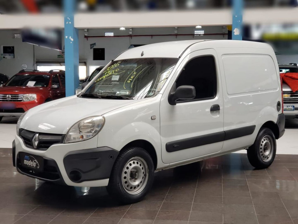 Renault Kgoo Express16