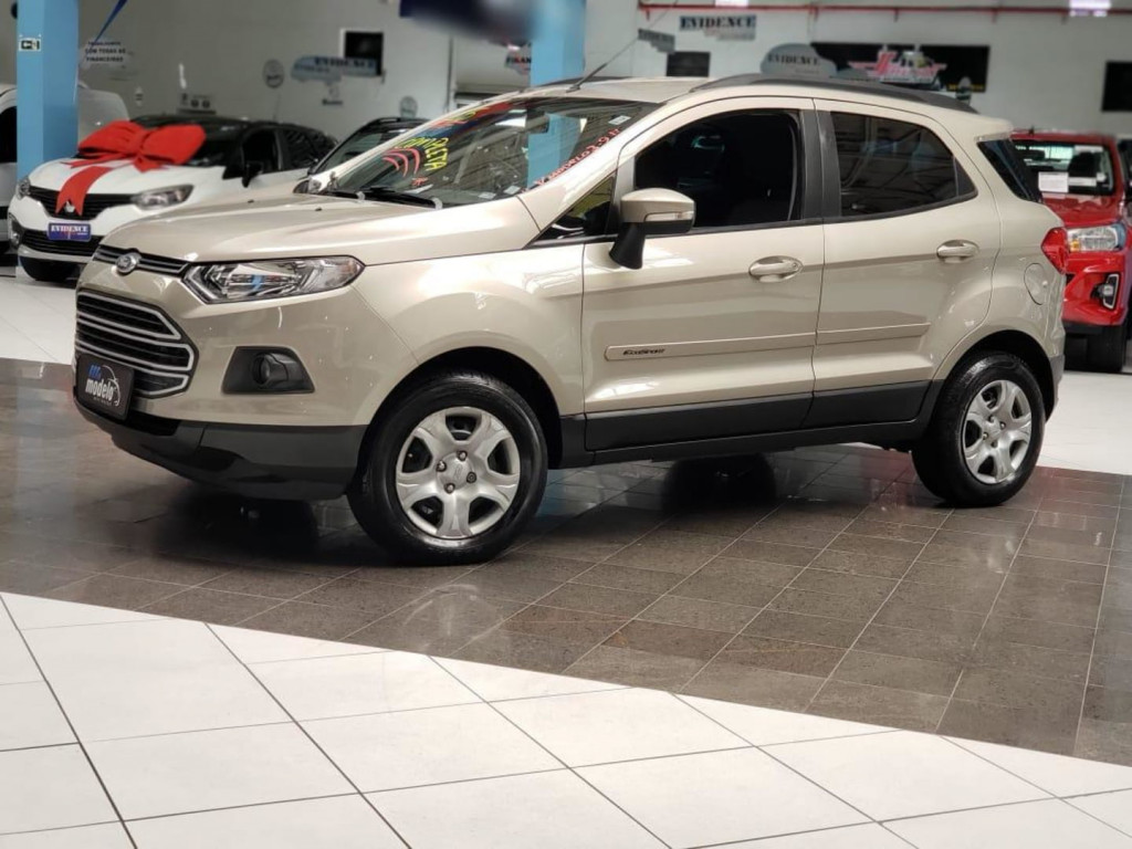 Ford Ecosport Se At 2.0
