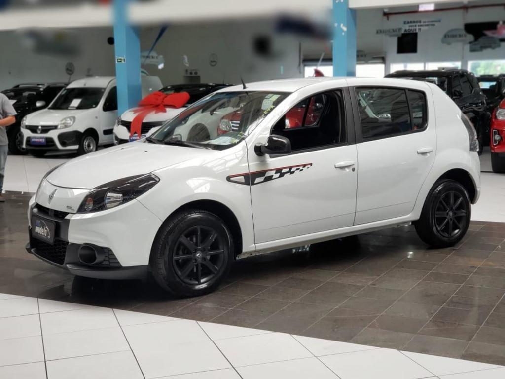 Renault Sandero Gtl 16hp