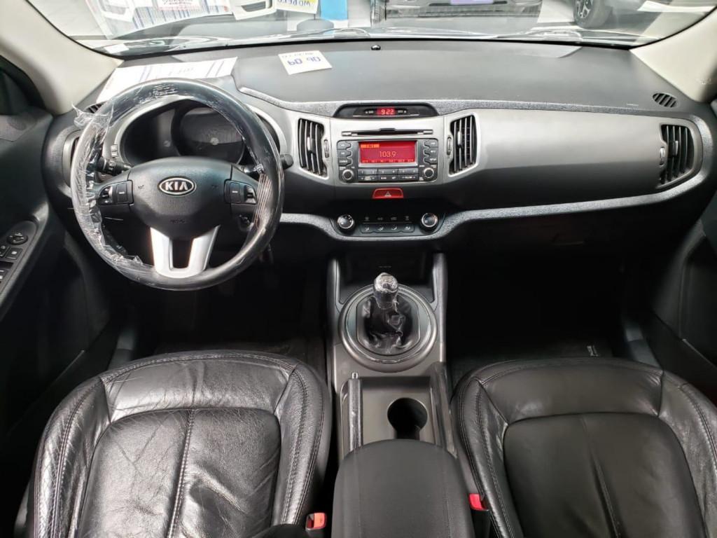 Imagem do veículo Kia Sportage Lx3 2.0g2