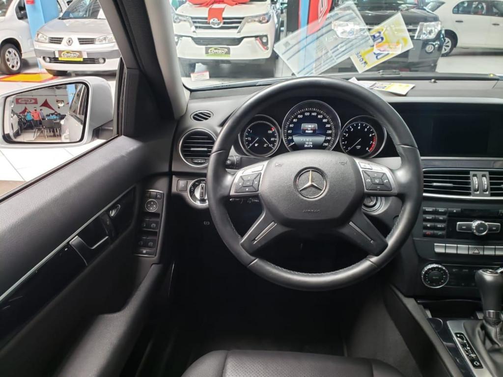 Imagem do veículo Mercedesbenz C180turbo