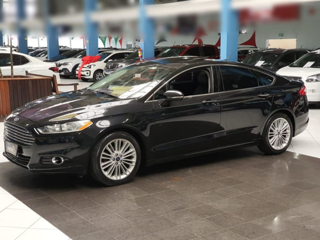 Ford Fusion Fwd Gtdi