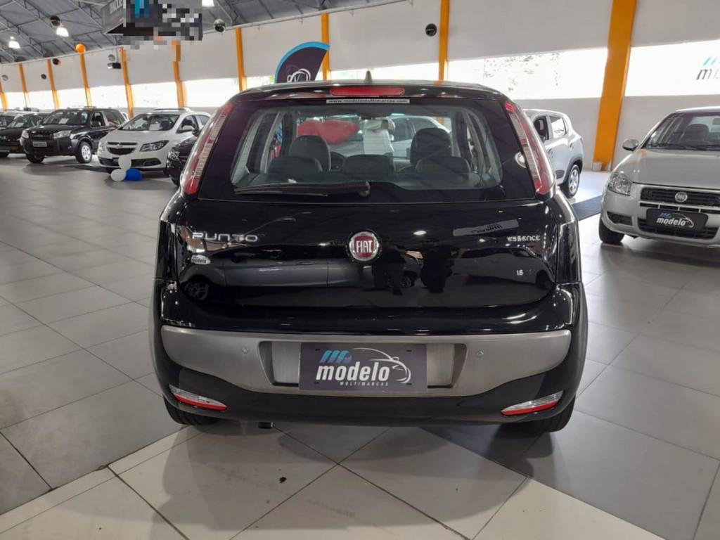 Imagem do veículo Fiat Punto Essence 1.6