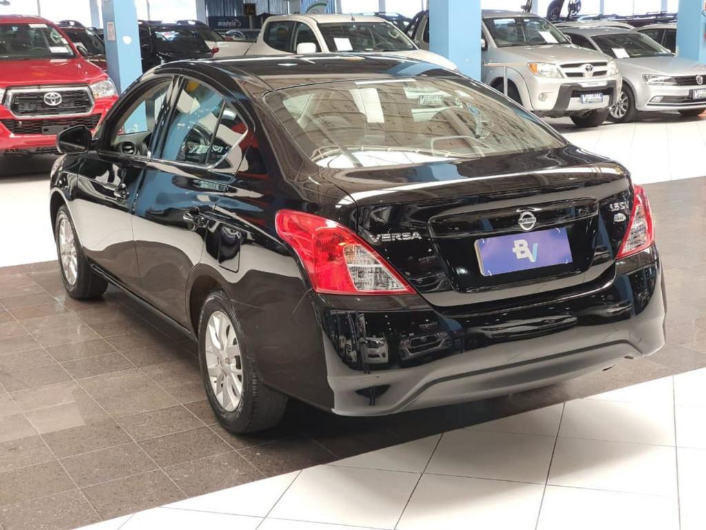 Imagem do veículo Nissan Versa 16 Sv