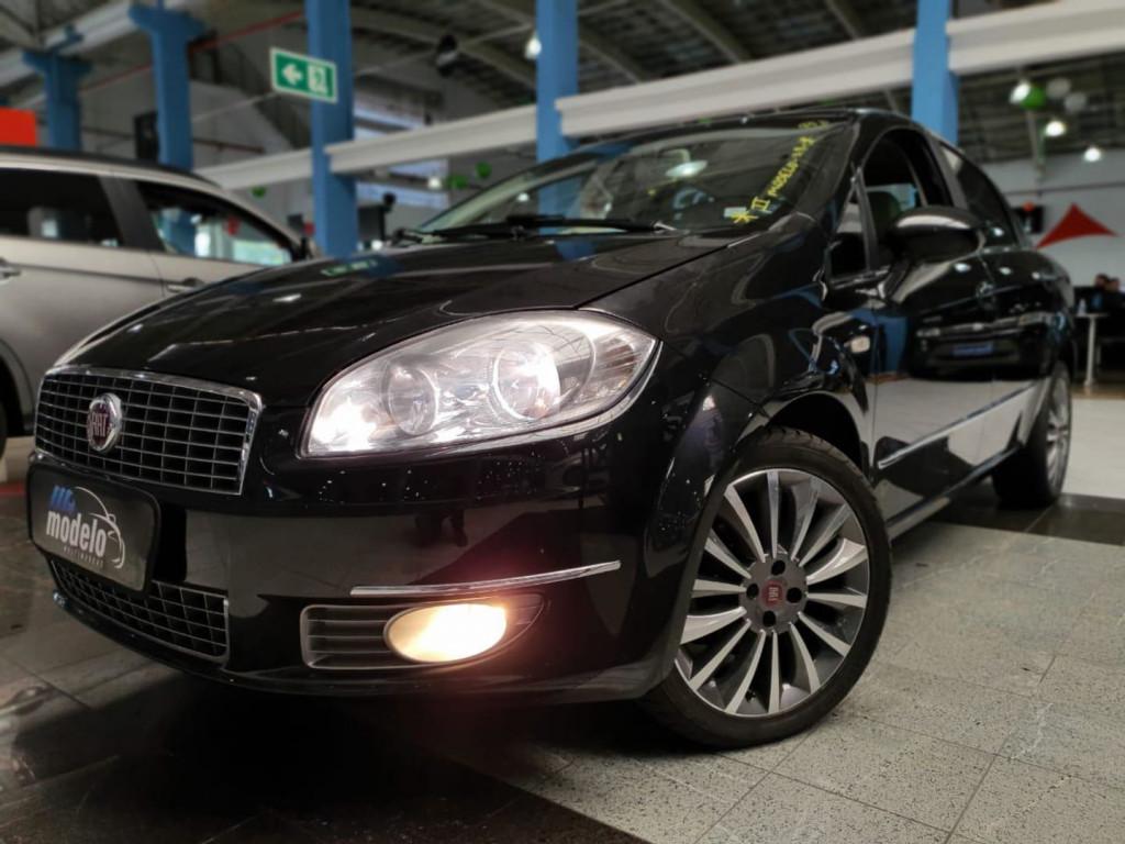 Imagem do veículo Fiat Linea Absolute Dual