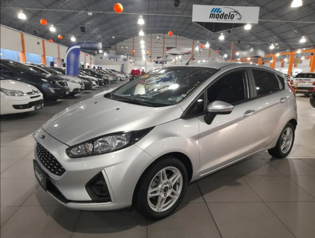 Ford Fiesta 16sel At