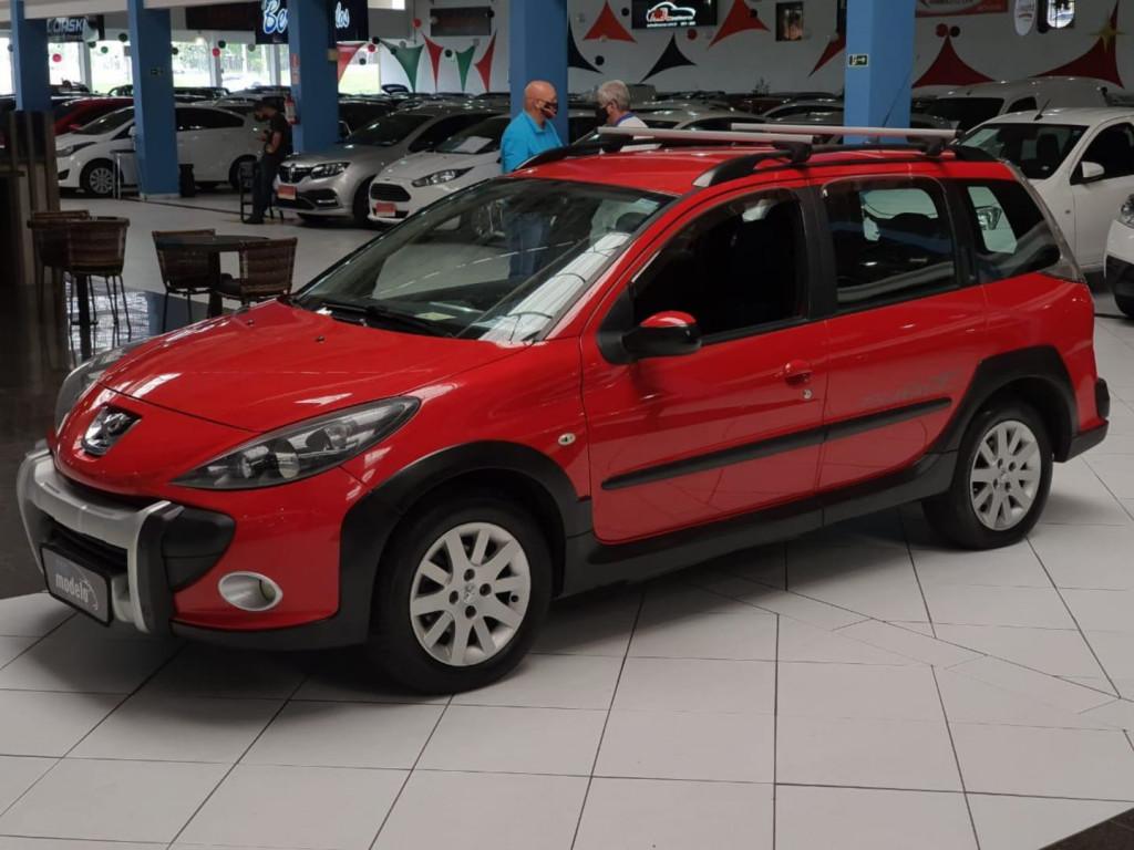 Peugeot 207 Escapade