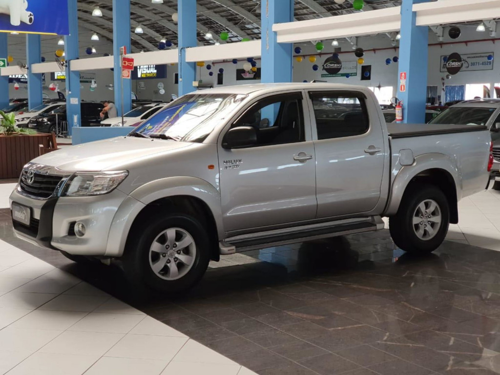 Toyota Hilux Cd4x2 Sr