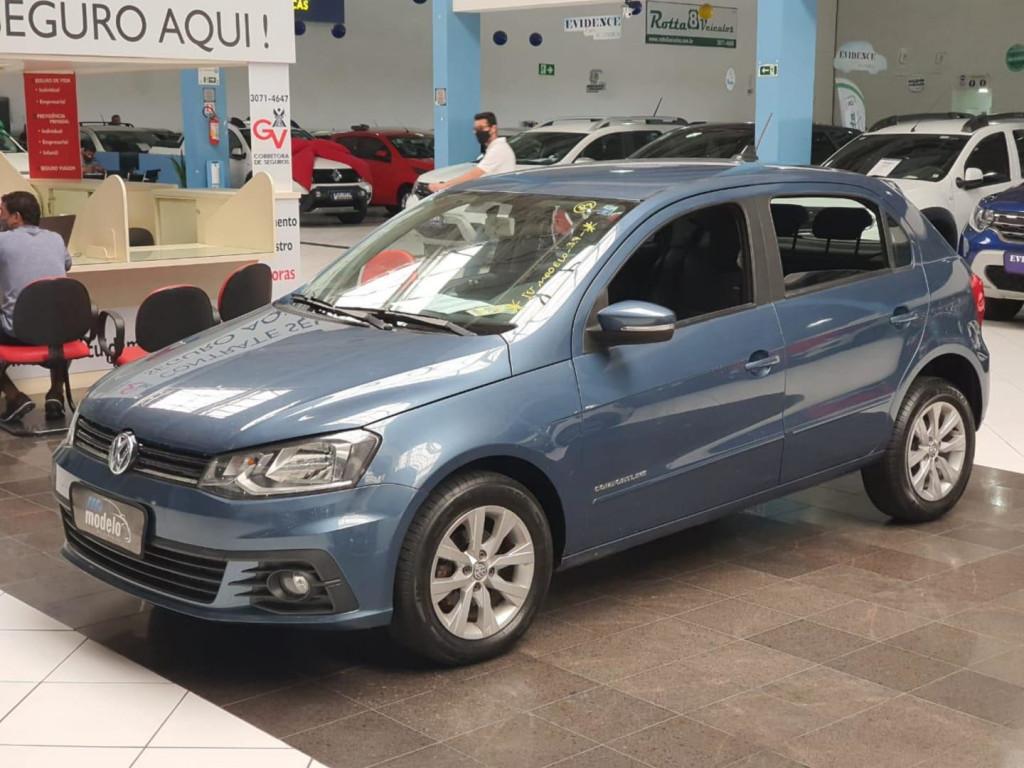 Volkswagen Novo Gol Cl Mbv