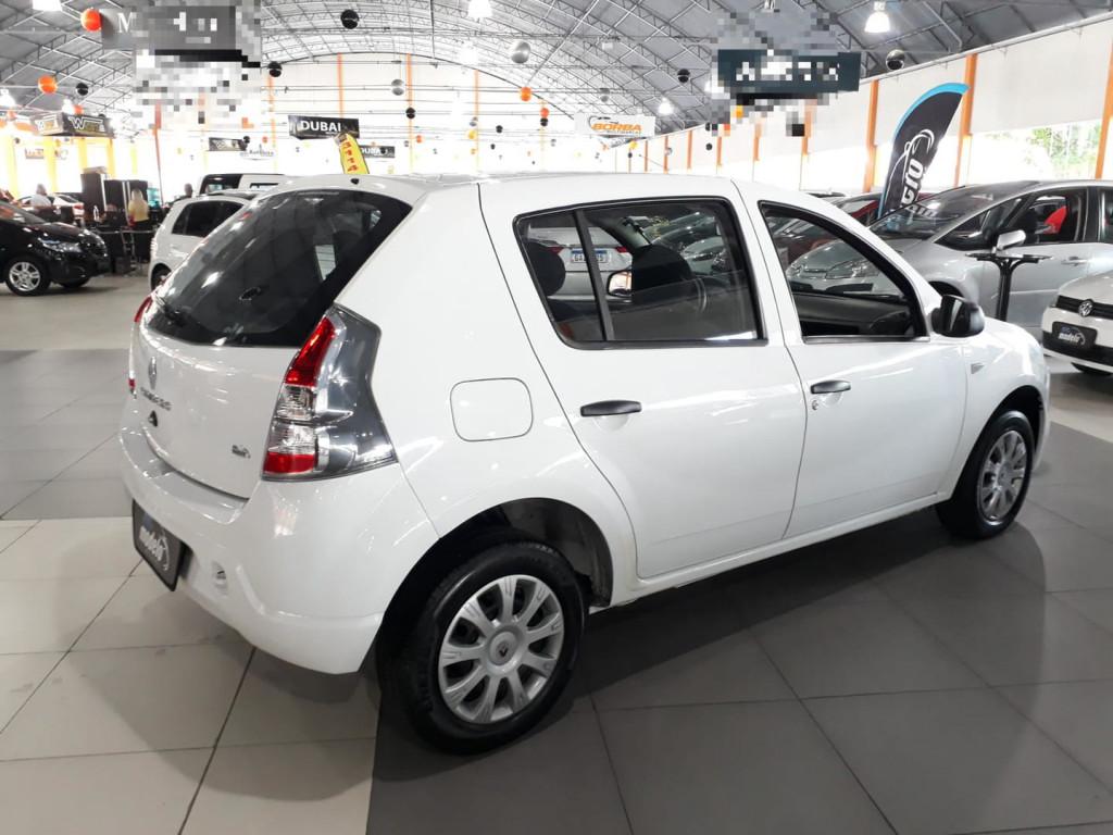 Imagem do veículo Renault Sandero Aut1016v