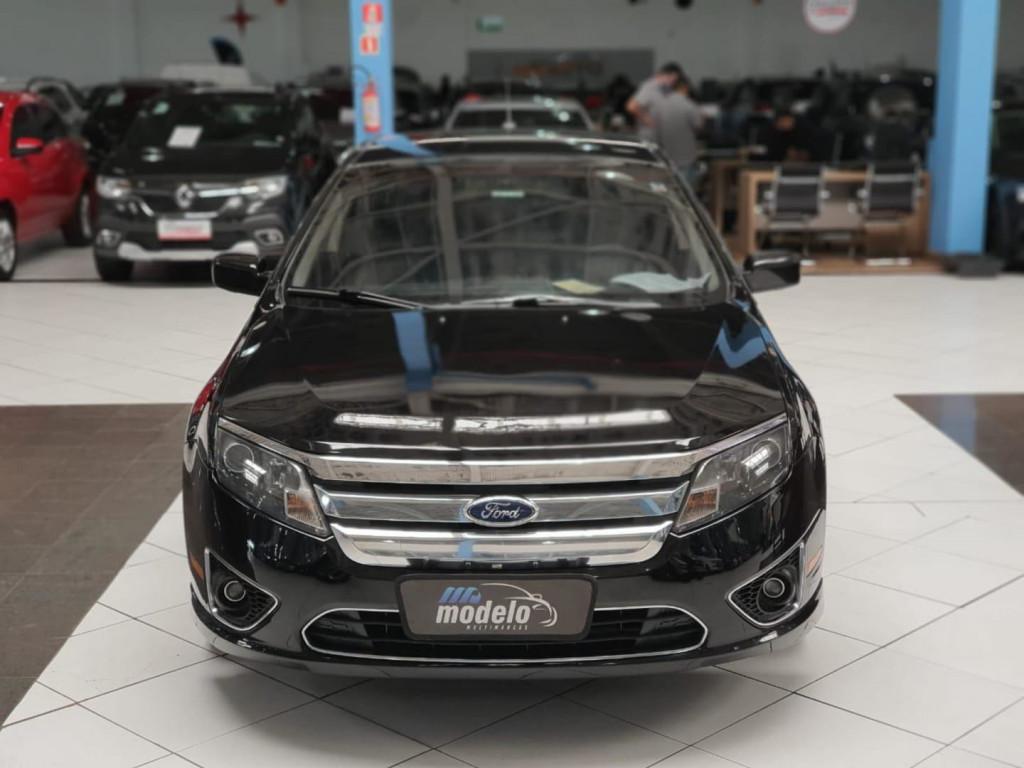 Imagem do veículo Ford Fusion