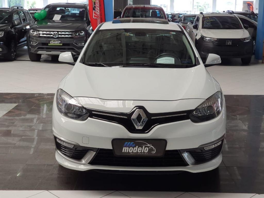 Renault Fluence Gtline