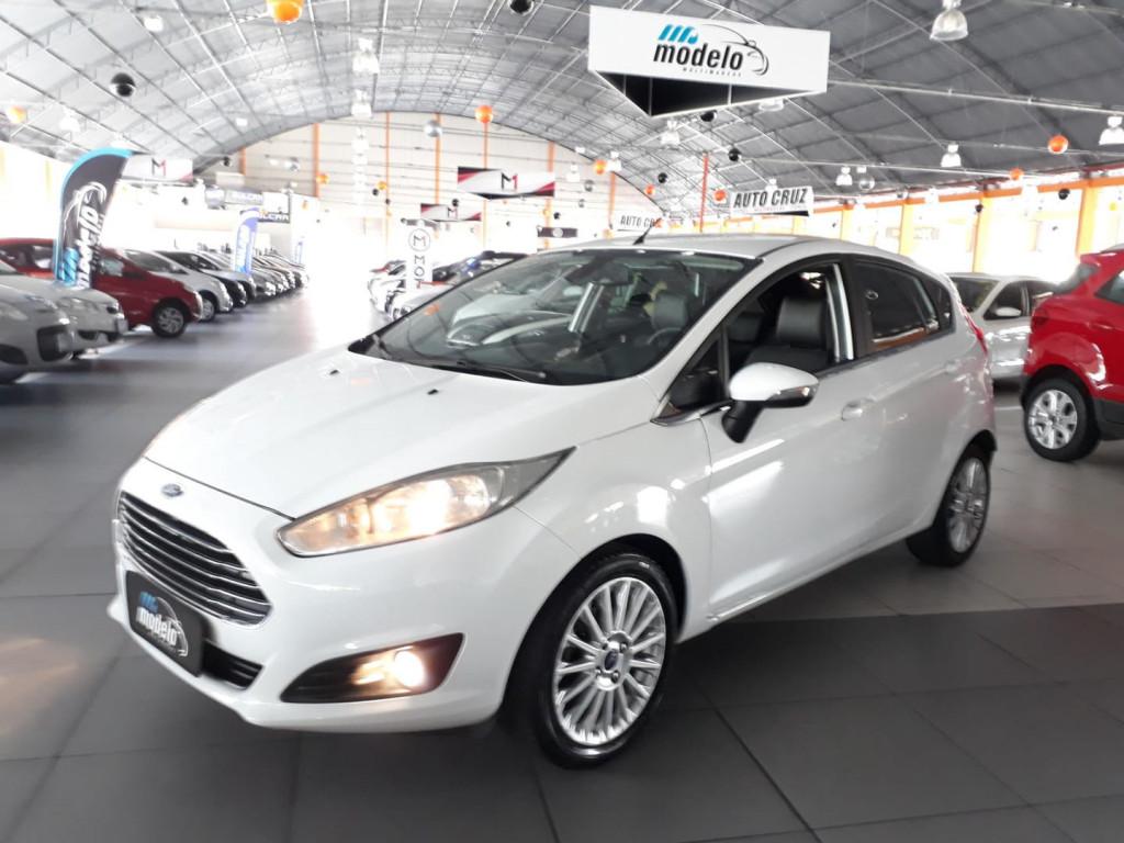 Ford Fiesta Ha 1.6l Ti A