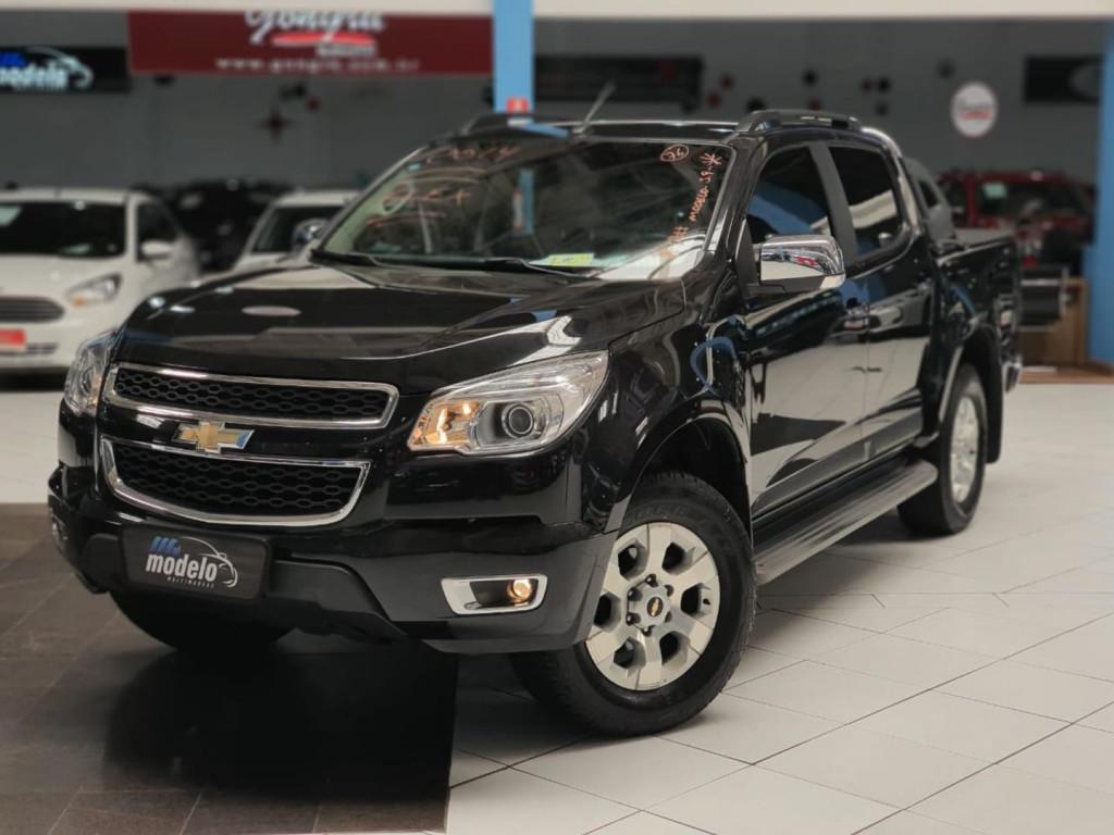 Chevrolet S10 Ltz Fd2