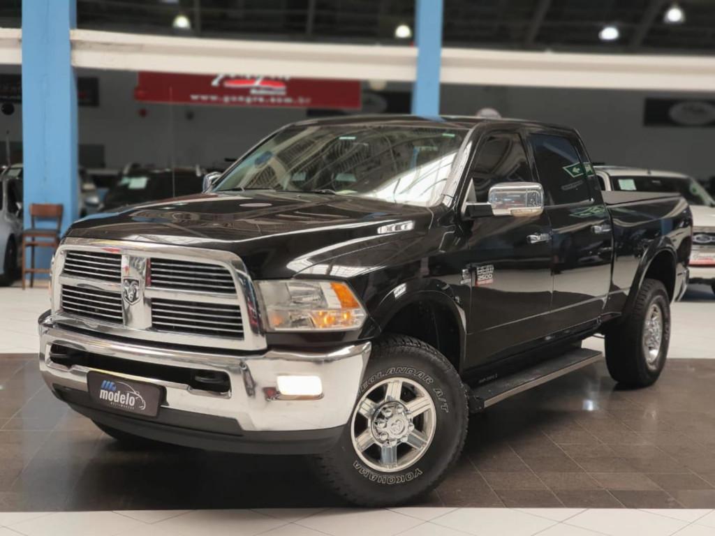 Dodge 2500 Laramie 6.7 Tdi Cd 4x4 Diesel