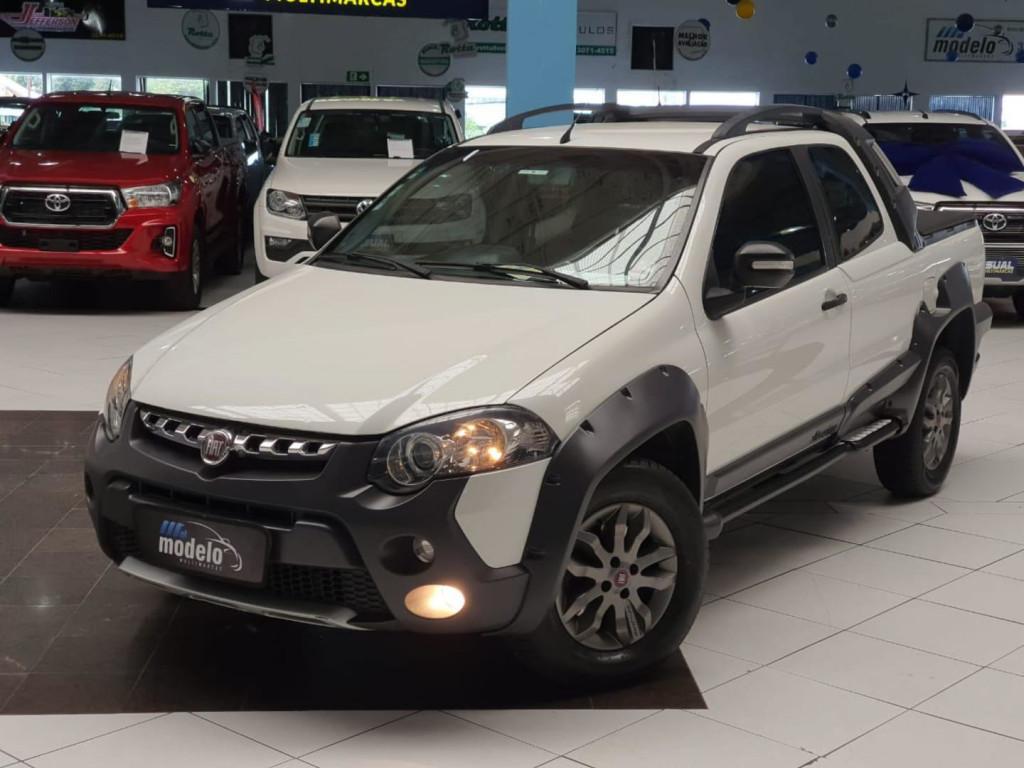 Fiat Strada Adv Cd Dual