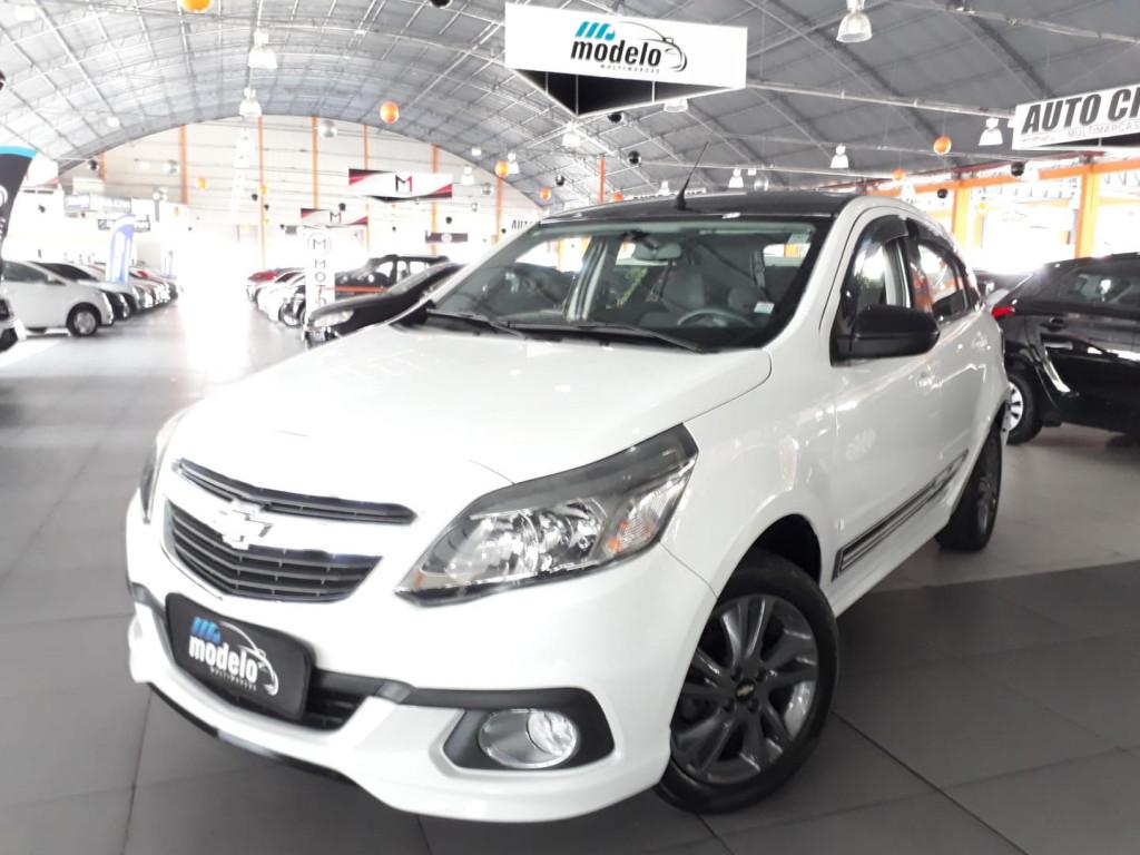 Chevrolet Chev Agile 14mt Ltz Ef